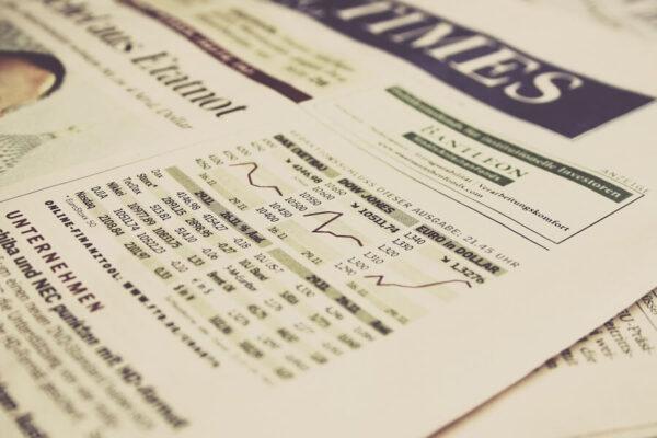 Financiele krant