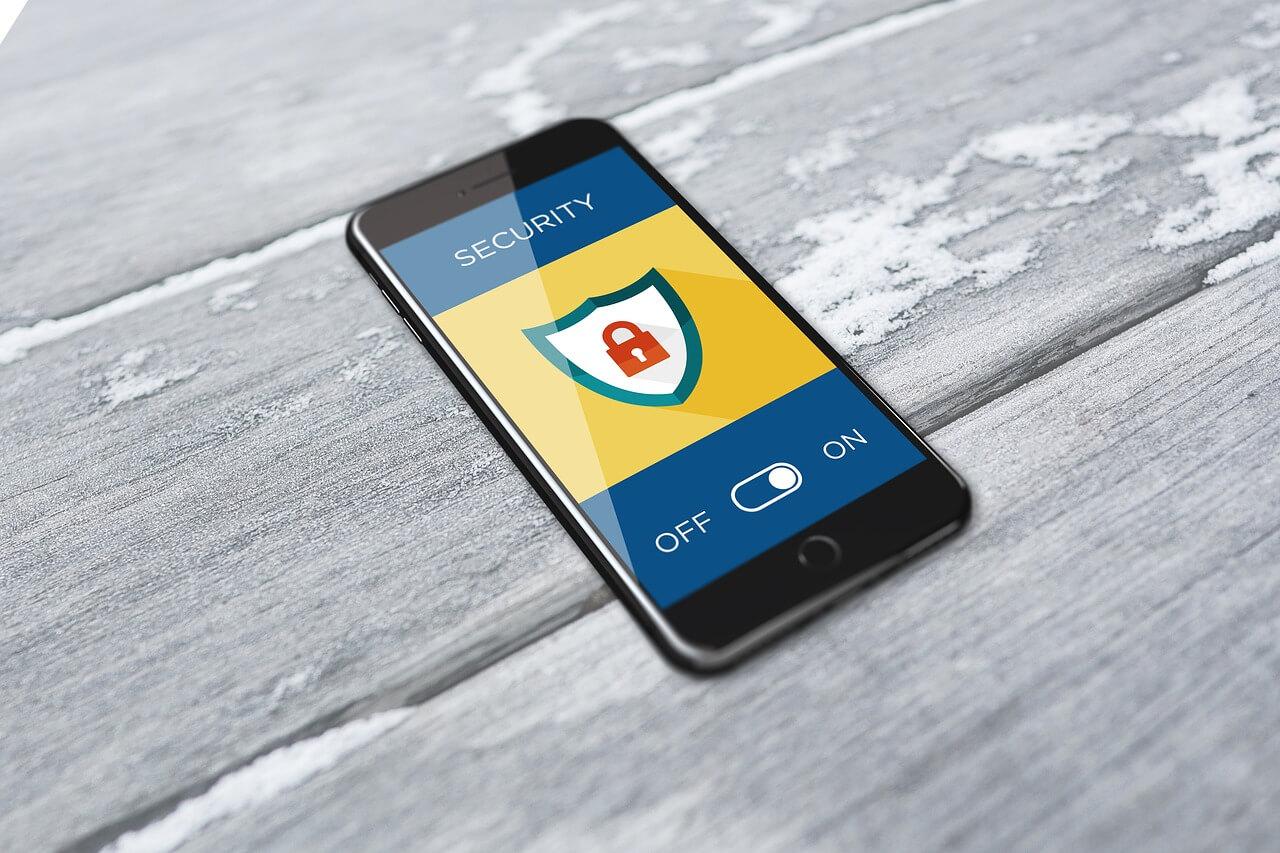 Veiligheid op je mobiel
