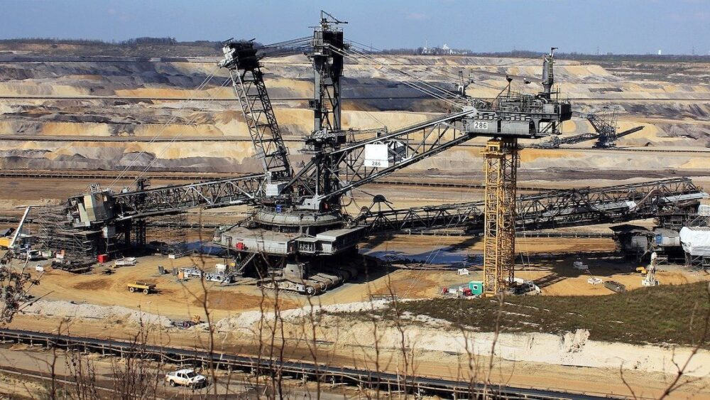 Mining commodities